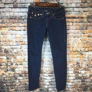 True Religion 'Jodie' Skinny Jeans